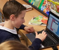 Normanby Primary -  ICT in school