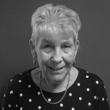 Mrs Bernie Watcham - Cleaner